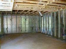 Insulating the basement for more consistent temperatures - Bend